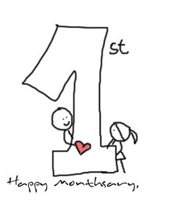 First monthsary our cute love story m4hsunfo